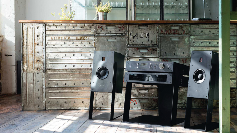 Burmester Phase 3 soundsystem