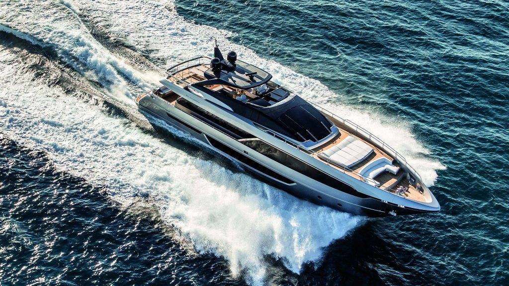 Riva Corsaro 100 superyacht
