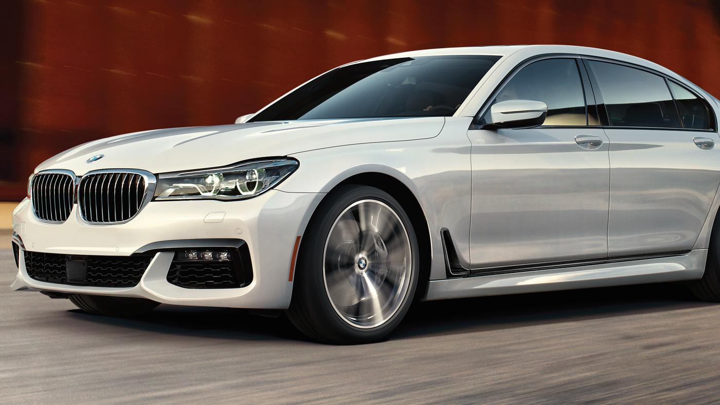 A beautiful BMW.