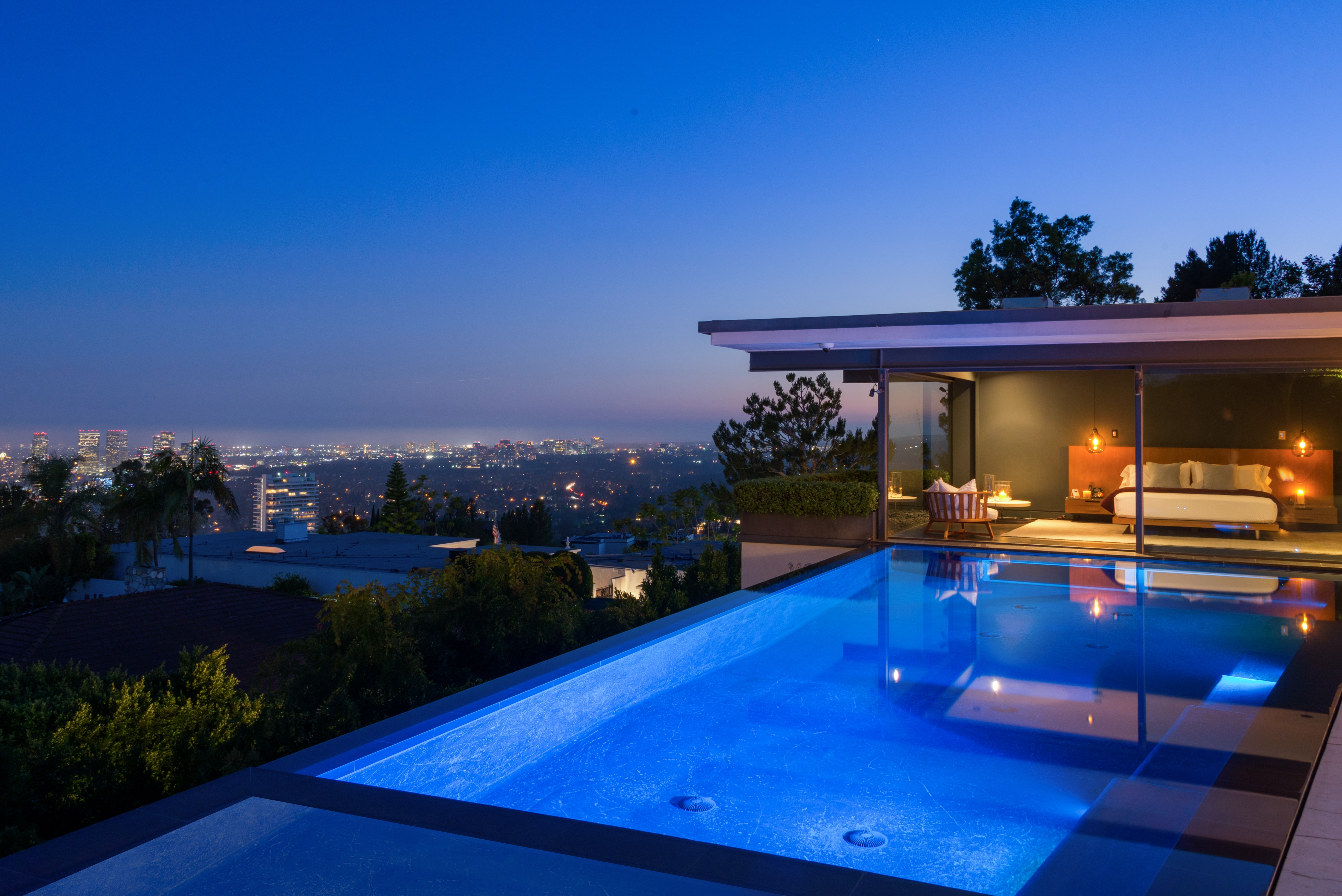 Matthew Perry's Home in Los Angeles