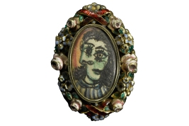 Sotheby's auctions ring made by pablo picasso for lover Dora Maar