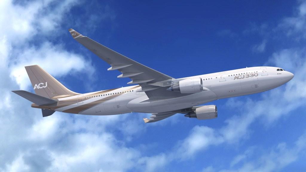 Airbus ACJ330neo Corporate Jet