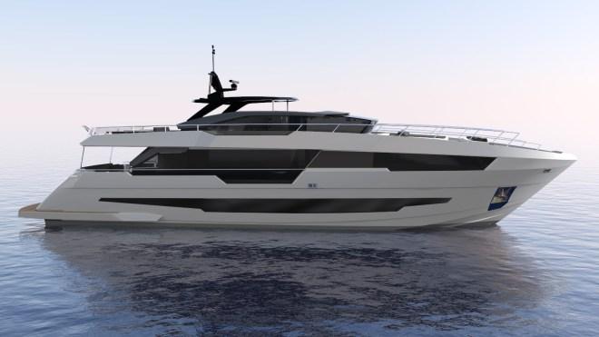 Astondoa 100 Century Superyacht Spanish
