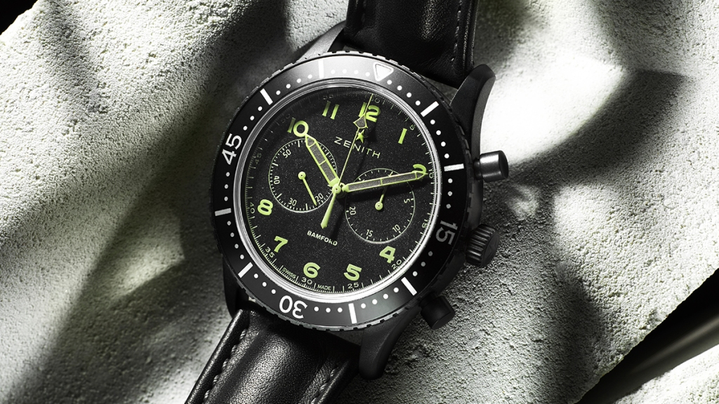 Bamford Watch Department Customized Zenith Watch