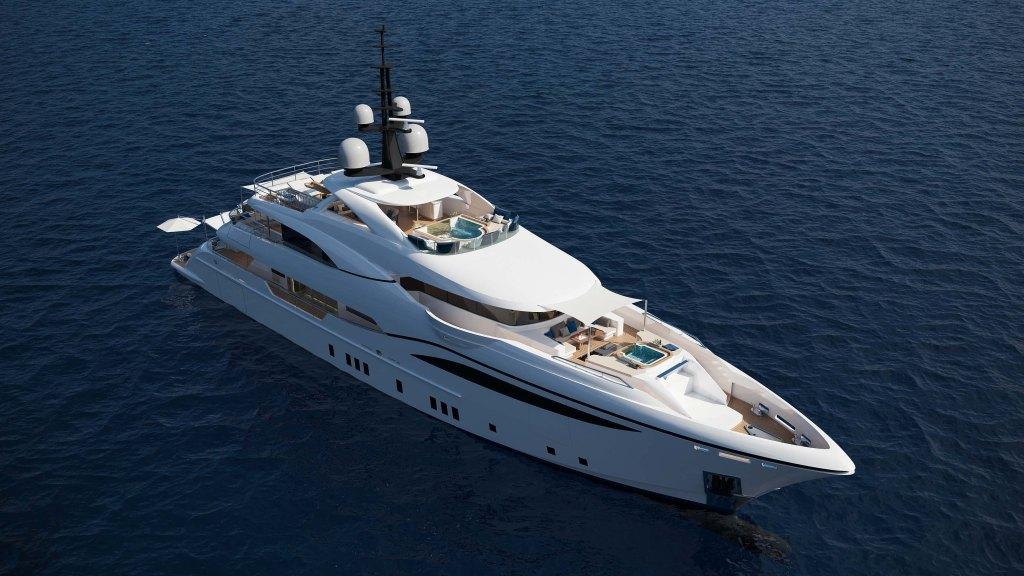 Bilgin superyacht Turkish