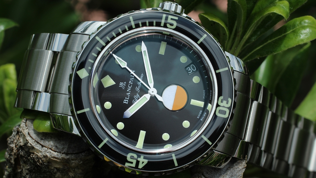 Blancpain Tribute to Fifty Fathoms 2017