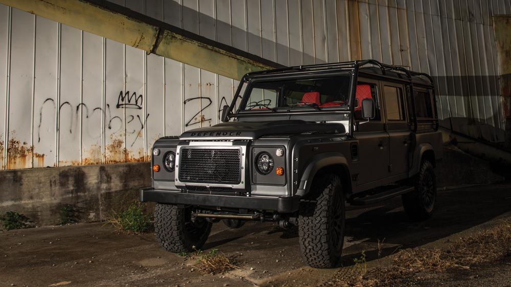 Land Rover East Coast Defender