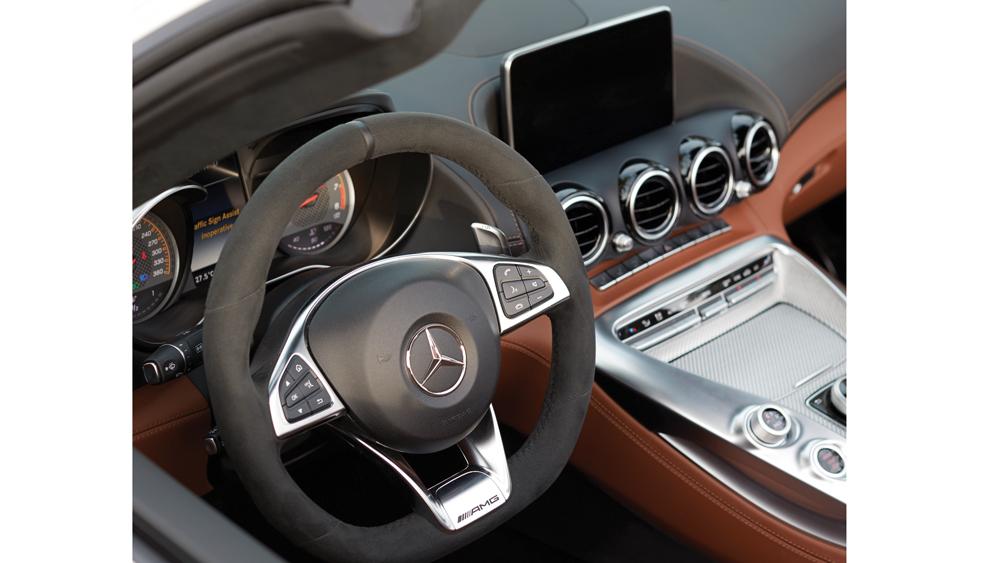 Mercedes–AMG GT C Roadster