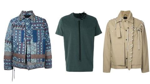 Craig Green Menswear