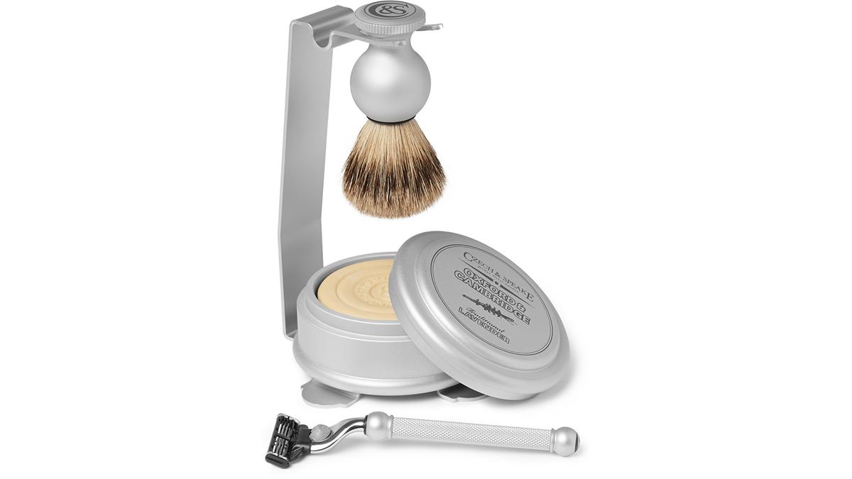 Czech & Speake Shaving Set