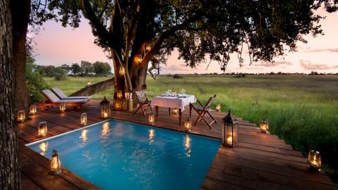 Great Plains Duba outdoor pool