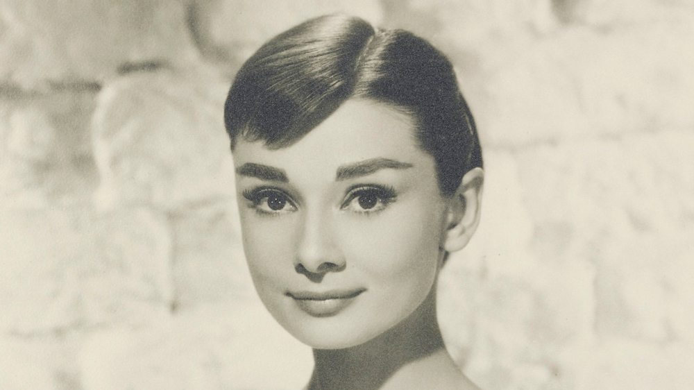Audrey Hepburn photographed by Bud Fraker
