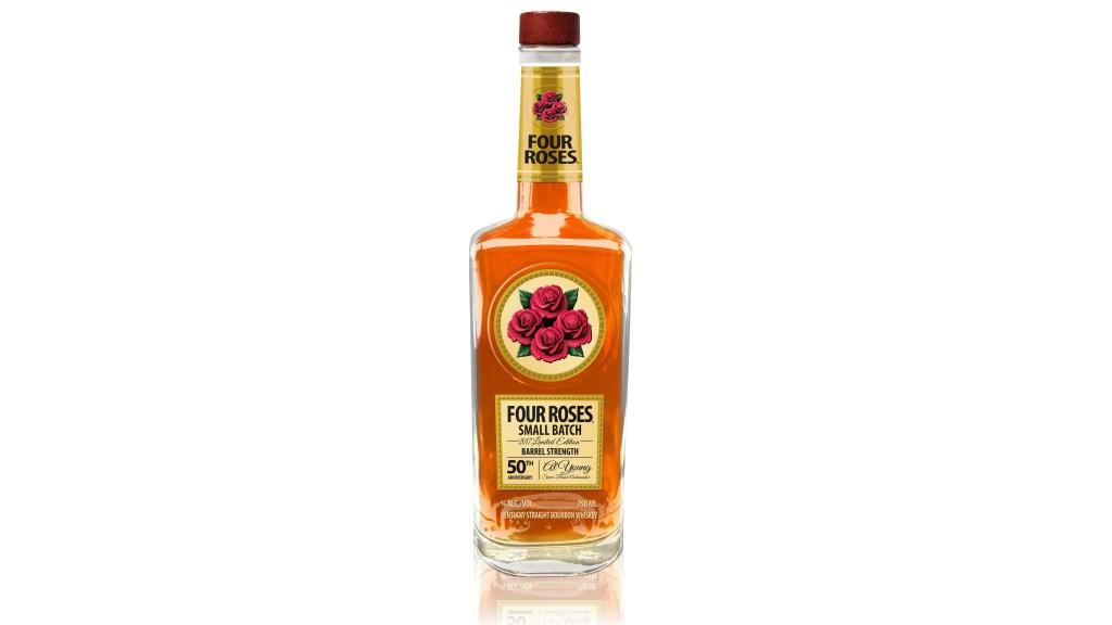 Four Roses Limited Edition Bourbon bottle