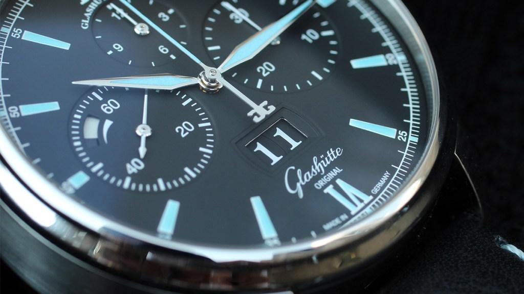 Glashutte Original Senator Chronograph Big Date