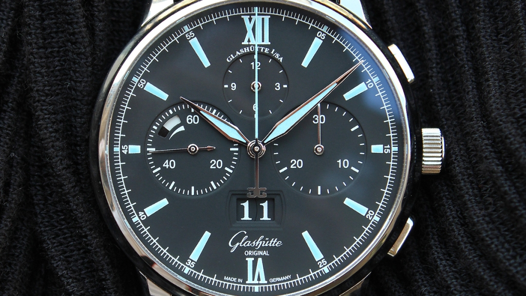 Glashutte Original Senator Chronograph