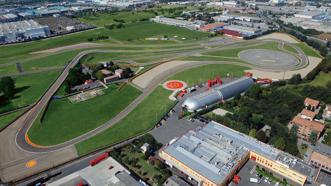 Ferrari's Fiorano Circuit