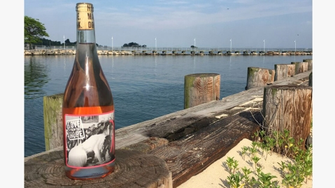 Love & Hope 2016 Rosé, Hope Family Wines, Paso Robles, Calif.