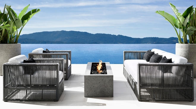 Marea Collection Outdoor seating collection