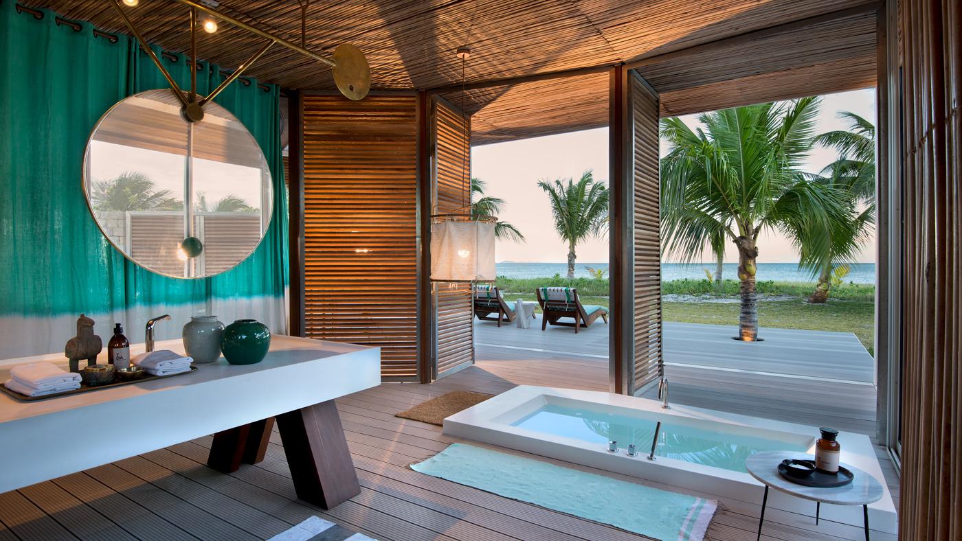 Luxury Resort in Madagascar