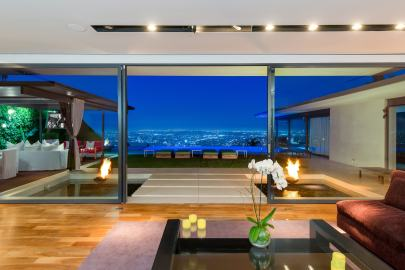 Matthew Perry's L.A. Home
