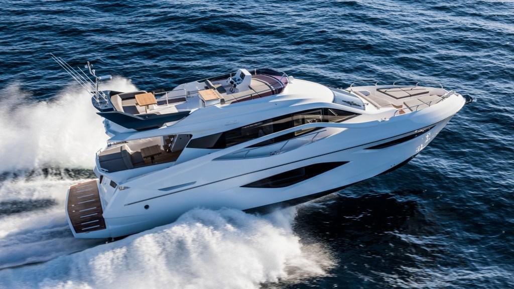 Numarine 62Fly Yacht