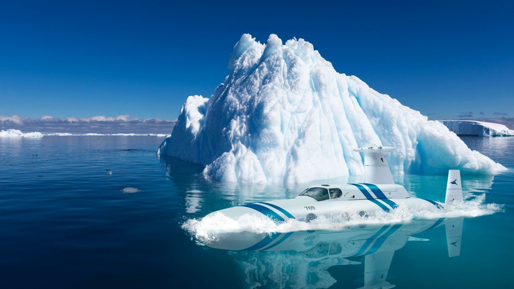 Ocean Submarine Luxury Neyk Submarine