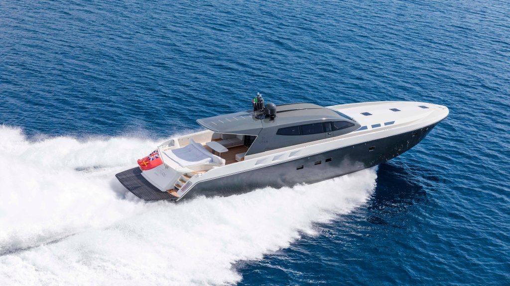 Otam Millennium 80 HT Yacht Mystere Italian