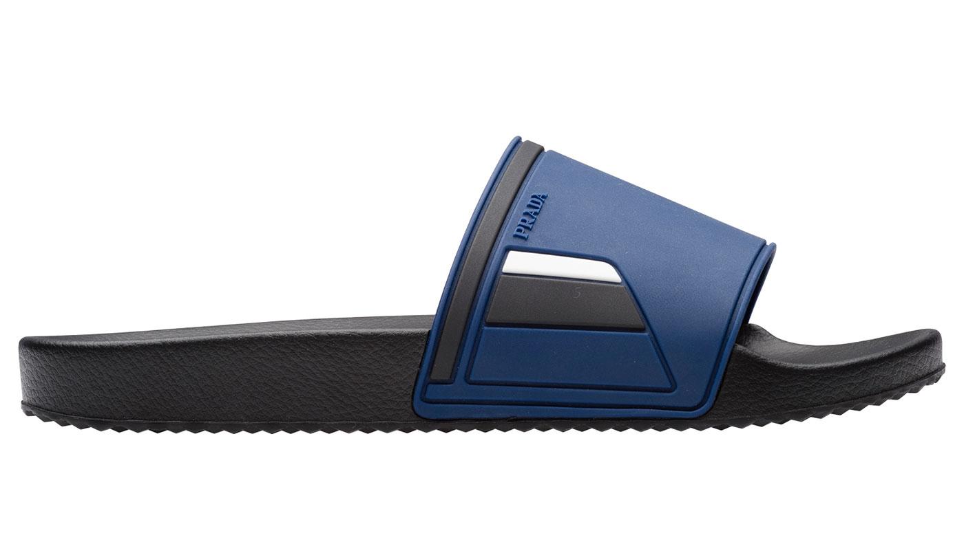 Sporty Prada sandals