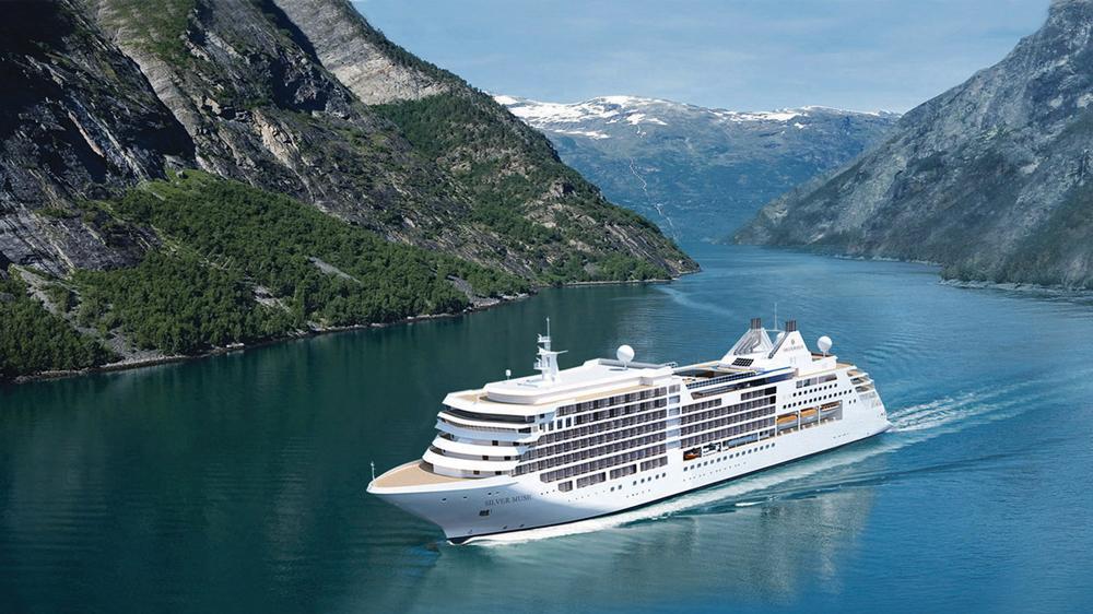 Silversea's Silver Muse Luxury Cruise Ship