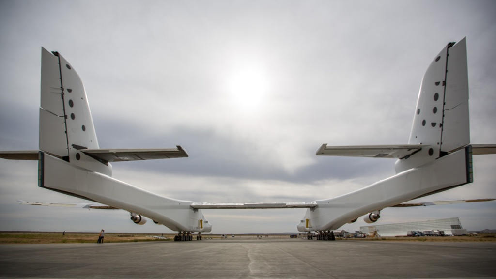 World's Largest Plane Stratolaunch