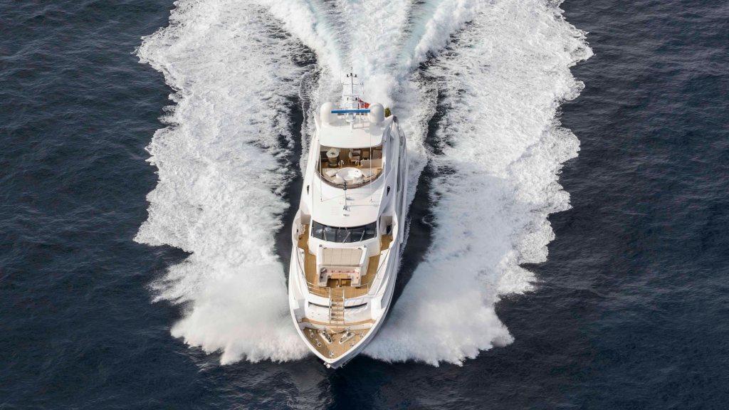 Sunseeker 131 Yacht Britain