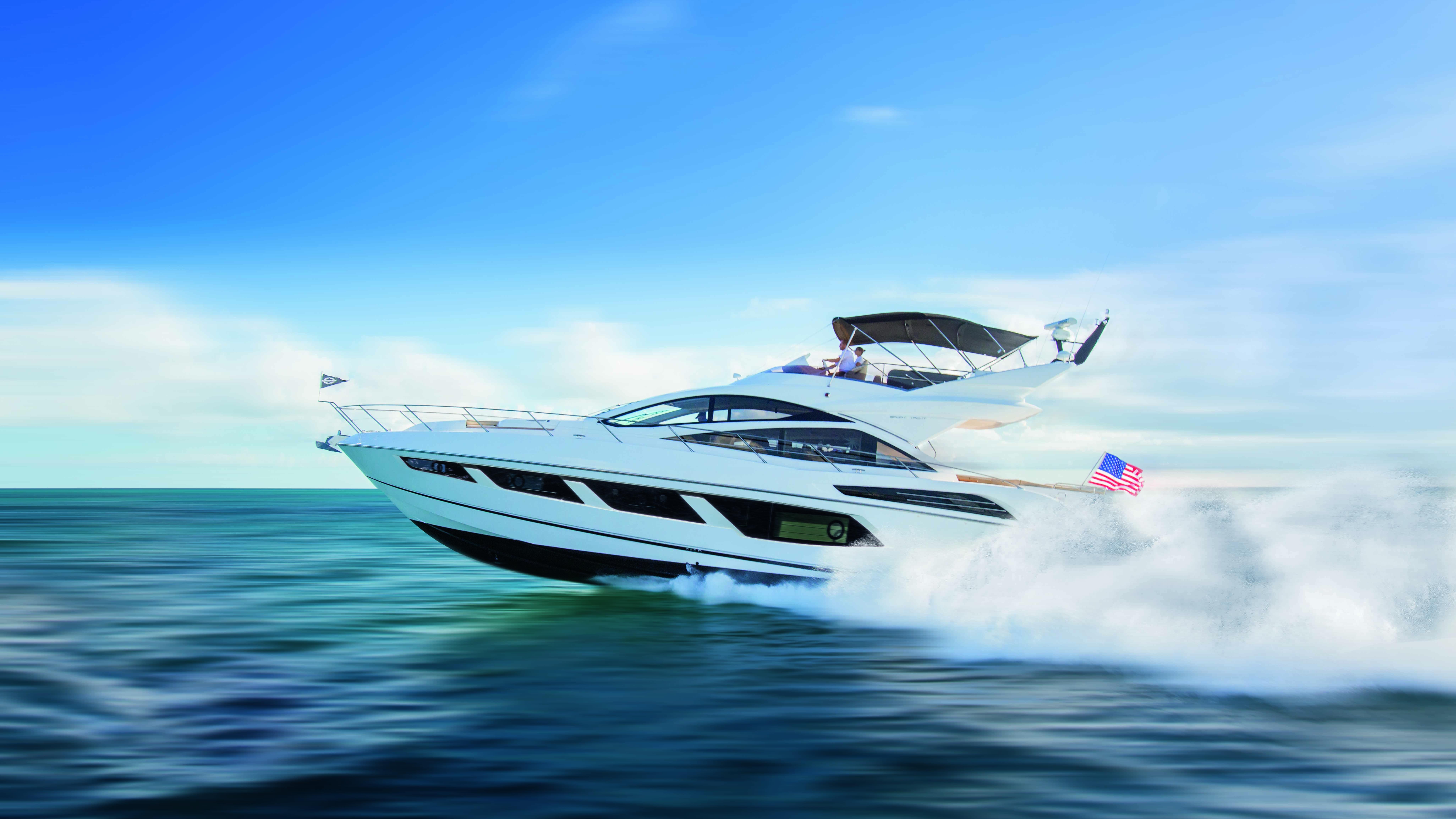 Sunseeker 68 Sport Yacht Britain
