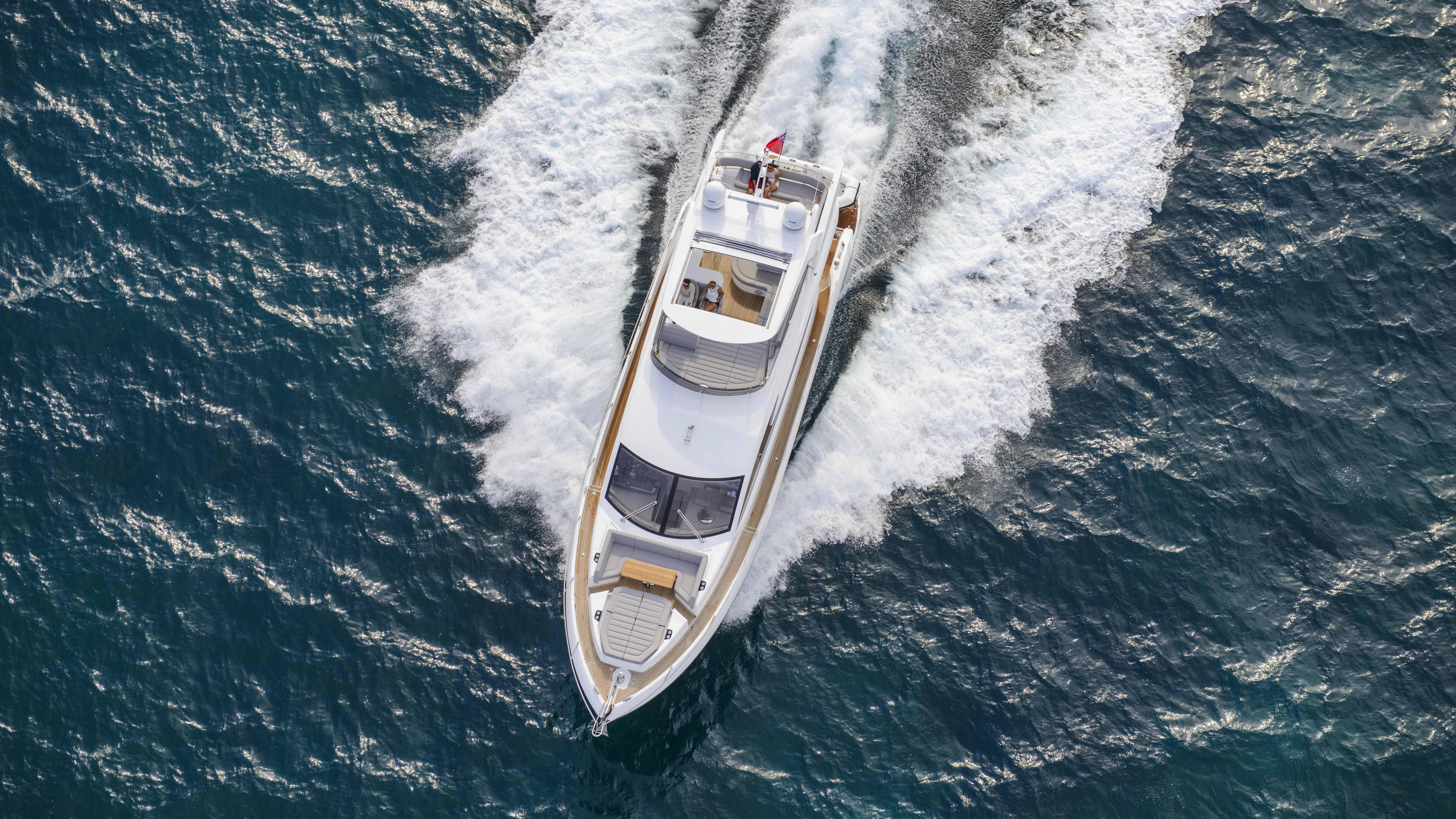 Sunseeker Manhattan 66 Yacht Britain
