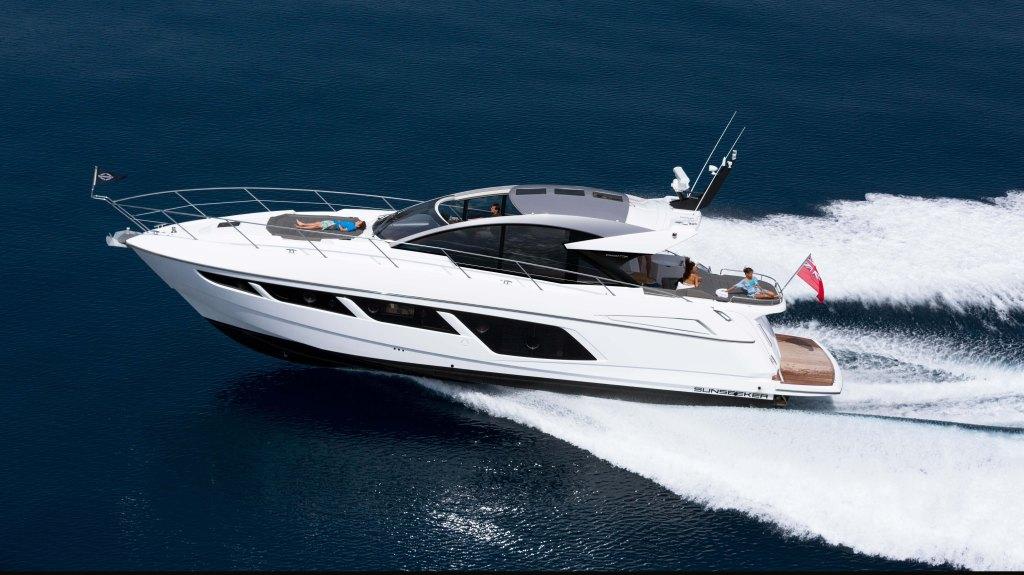 Sunseeker Predator MKII Yacht Britain