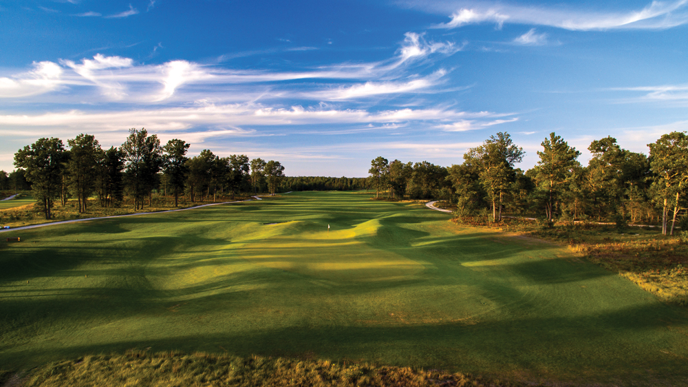 The Loop golfcourse in Michigan