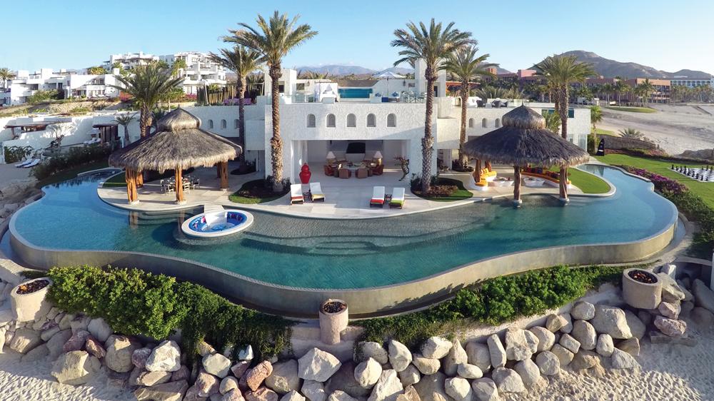 Las Ventanas al Paraíso's Ty Warner Mansion is the ultimate beach villa