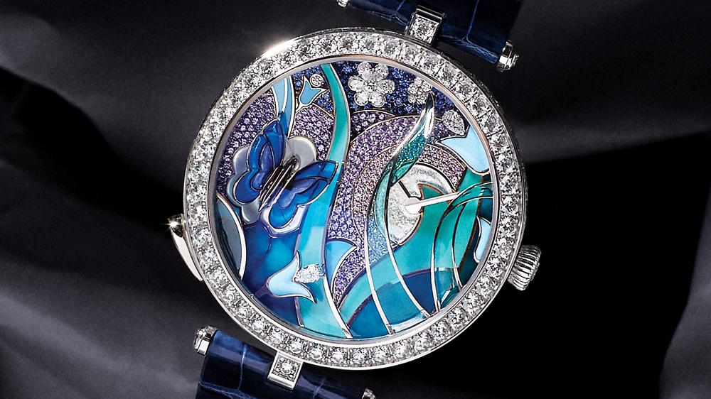 Van Cleef & Arpels Papillon Automate watch