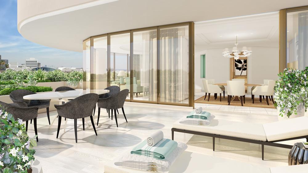 Waldorf Astoria villa