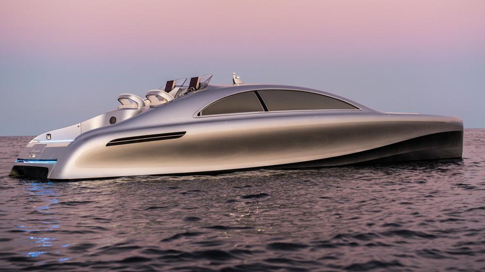 Silver Arrows 460-Granturismo Sport Yacht