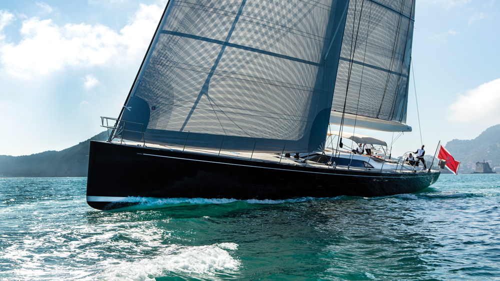 Southern Wind Crossbow Sailing Yacht