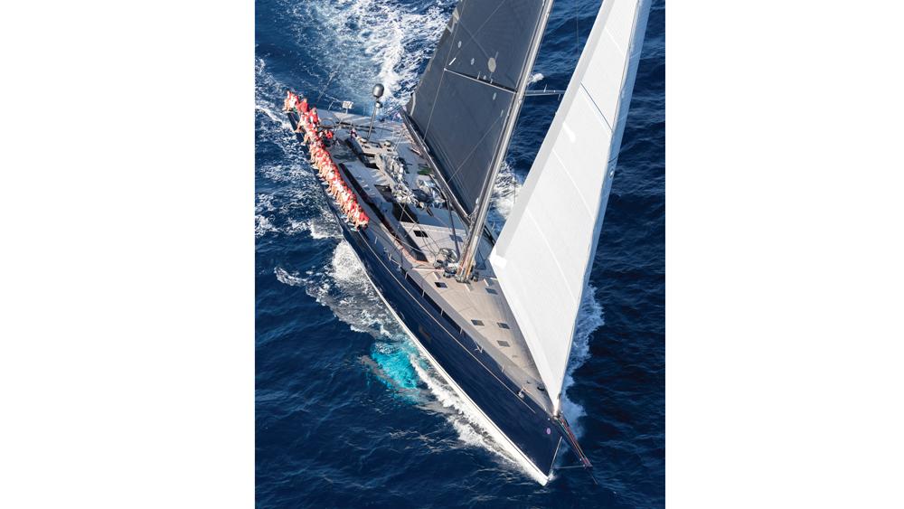 Baltic Yachts My Song Sailing Yacht