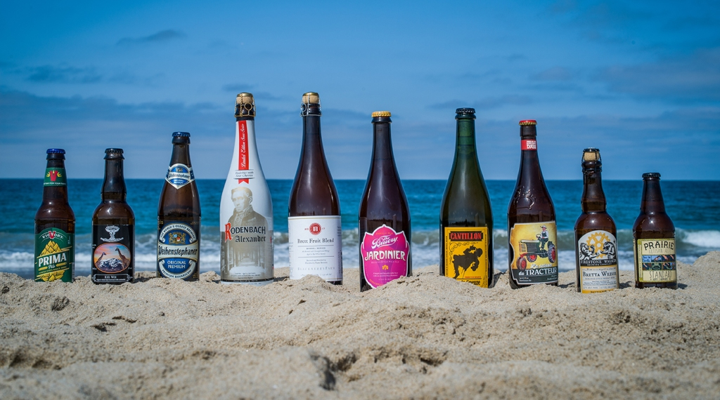Photo of 10 High-End Craft Beers for Summer on the beach