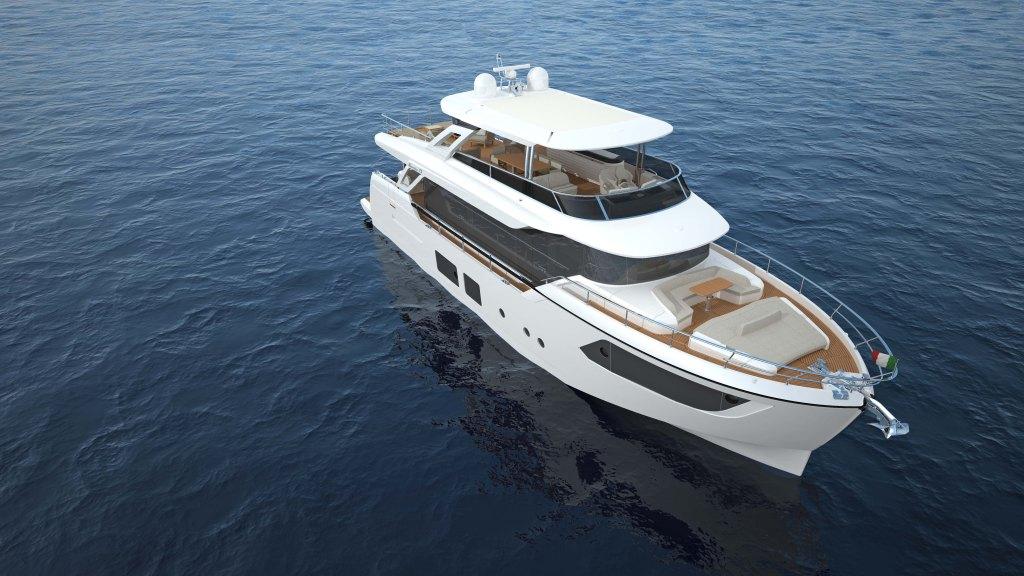 Absolute Navetta 73 Yacht