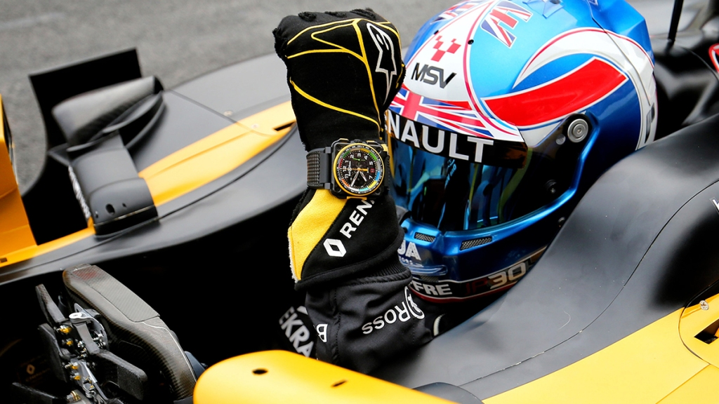 Bell and Ross Renault Collaboration