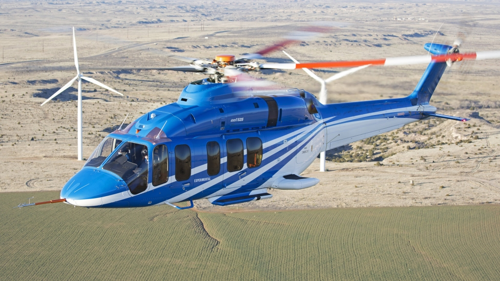 Bell 525 Relentless Helicopter Bell Helicopter