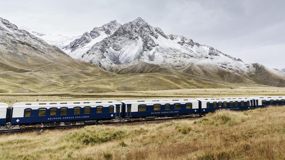 Belmond Andean Explorer in Peru