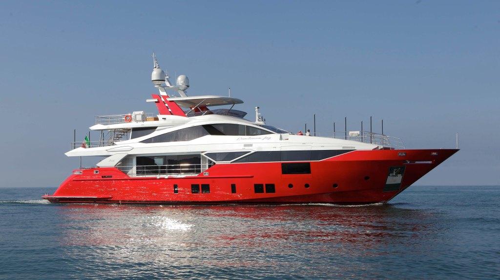 Benetti Fast 125 Superyacht