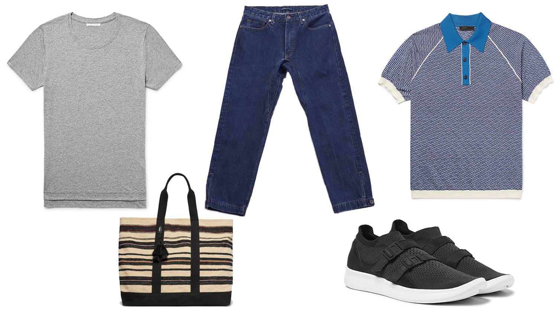 Casual day attire for men
