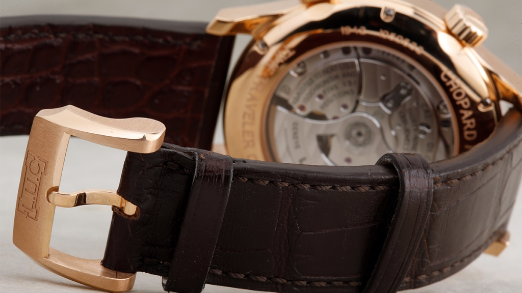 Chopard Time Traveler One Strap and Buckle
