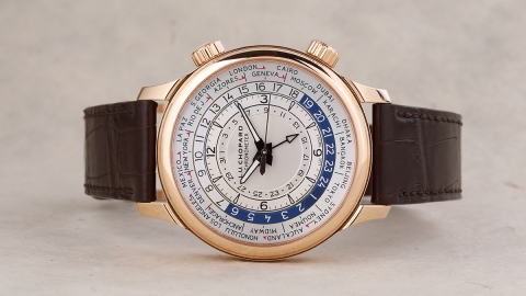 Chopard Time Traveler One